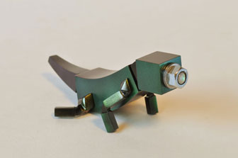 Camera Lizard Green.